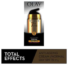 Olay Total Effect 7 In 1 - Anti Ageing, Day Cream Normal Spf 15 20 gm