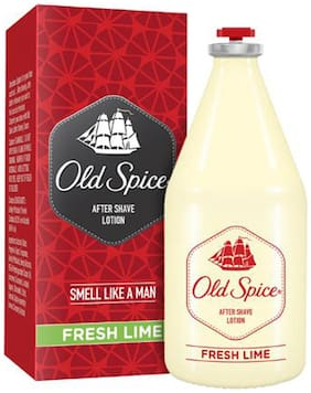 Old Spice After Shave Lotion Fresh Lime 150 ml