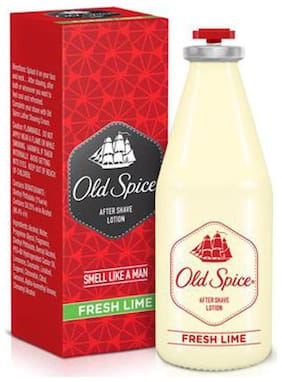 Old Spice After Shave Lotion Fresh Lime 50 ml