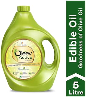 Oleev Active - Goodness Of Olive Oil  5L