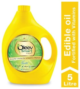 Oleev Smart - Enriched With Vitamin A  D  E & K  5L