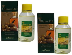 Olimax Extra Virgin Olive Oil 100 ml Each (Pack of 2)