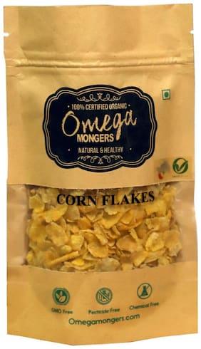 Omega Mongers Organic Corn Flakes 250g