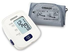 Omron HEM 7120 Fully Automatic Digital Blood Pressure Monitor/ Blood Pressure Machine  With Intellisense Technology For Most Accurate Measurement