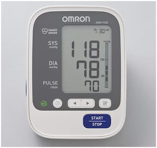 Omron HEM-7130 Blood Pressure Monitor/ BP Machine