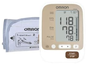 Omron-JPN-600 Automatic Blood Pressure Monitor(White)