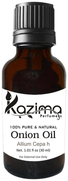 Kazima Onion Essential Oil (30Ml) 100% Pure Natural & Undiluted Oil