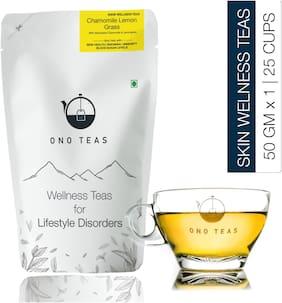Ono Teas Chamomile Lemongrass Tea - Pack of 1 50g