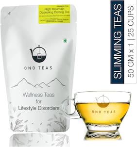 Ono Teas High Mountain Darjeeling Oolong Tea - Pack of 1 50g