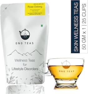 Ono Teas Rose Oolong Tea - Pack of 1 50g