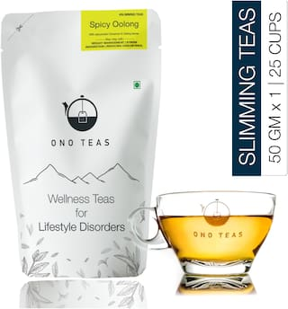 Ono Teas Spicy Oolong Tea - Pack of 1 50g
