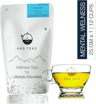 Ono TeasWhite Mint Tea - Pack of 1