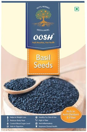 Oosh Basil Seeds Seeds 500 G 1Pc