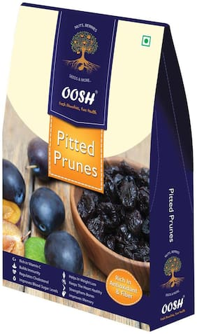 Oosh Premium Pitted Prunes 500 G 1Pc