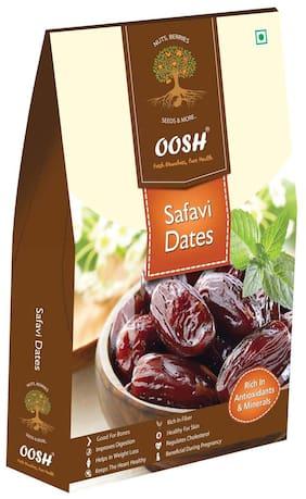 Oosh Premium Safavi Dates 400 Grams ( Pack Of 1 )