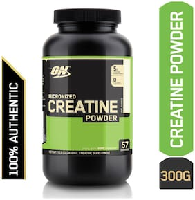 Optimum Nutrition (ON) Micronized Creatine - 300 gm