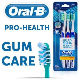 Oral-B Tooth Brush Pro Health - Gum Care (Soft) Buy 2 & Get 1 Free