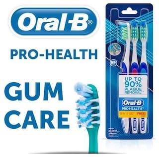 Oral-B Tooth Brush Pro Health - Gum Care (Medium) Combi