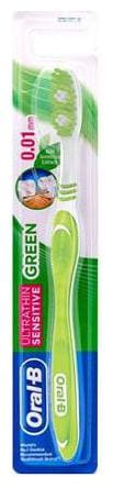 Oral-B Ultrathin Sensitive Toothbrush - Green 1 pc