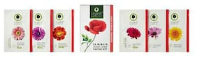 Organic Harvest Diamond - Shine & Glow Facial Kit 60 gm