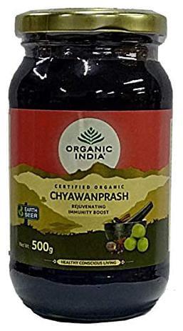 Organic India Chyawanprash 500g ( Pack of 1 )