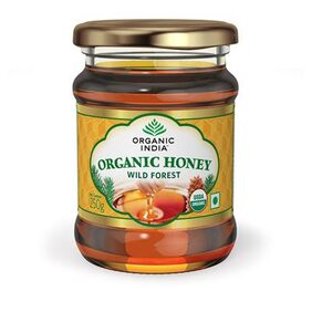 Organic India Organic Honey wild Forest 250 Grm  (Pack of 1)