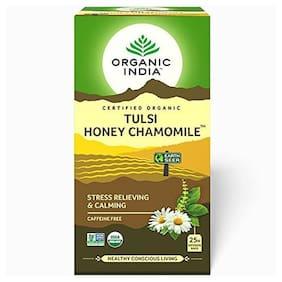 Organic India Honey Chamomile tea bags 25Pcs