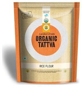 Organic Tattva Flour - Rice 500 g