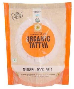 Organic Tattva Rock Salt - Natural 500 g