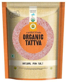 Organic Tattva Salt - Pink 500 gm