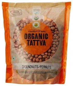 Organic Tattva Groundnuts 500 g