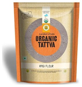 Organic Tattva Flour - Ragi 500 g