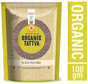Organic Tattva Organic Seeds - Black Mustard 100 g