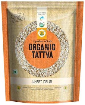Organic Tattva Organic Wheat Dalia 500 g