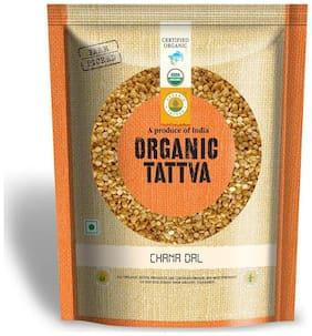 Organic Tattva Chana Dal 500 g