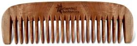 Oriental Botanics Neem Wood Comb 1 pc