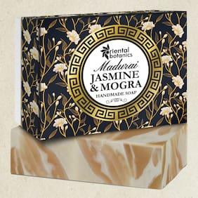 Oriental Botanics Madurai Jasmine & Mogra Handmade Soap 125g