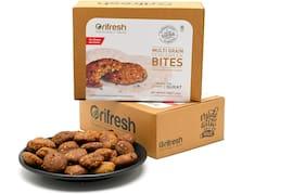 Orifresh Methi Dhebra (Methi Kababs) (Set of 2) (330 g each)