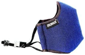 OROMASK O2 N95 Washable Anti Pollution Mask (Alpha Blue)