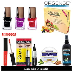 ORSENSE Facial Kit With New products