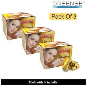 Orsense Gold Bleach 43 g (Pack of 3)