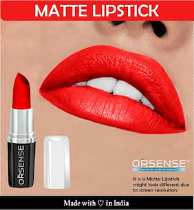 Orsense Lip Color Lipsticks 3.5g Orange