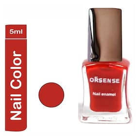 Orsense Nail Color 5Ml Red