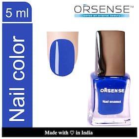 Orsense Nail Color 5Ml Blue