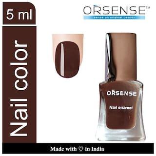 Orsense Nail Color 5Ml Brown