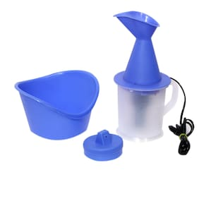 Ossden Facial Beauty Steamer Pain Relief/ Vaporizer for Cold and Cough/Mini Face and Nose Steam Vaporizer