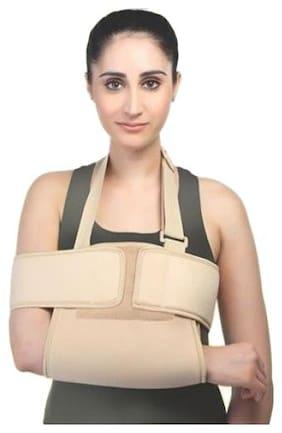 Ossden Shoulder Immobilizer, Comfortable Shoulder Support -(medium)