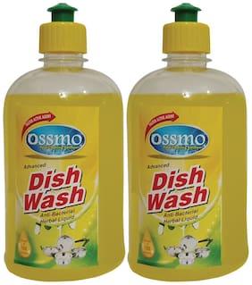 Ossmo Dish Wash 500 ml (Pack Of 2)