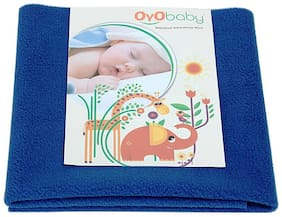 OYO BABY Quickly Dry sheet for Babies Waterproof Bed Protector Medium Size (100 cm X 70 cm)