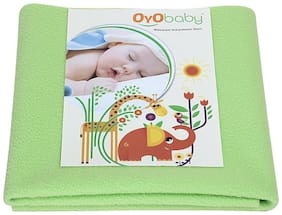 OYO BABY Quickly Dry sheet for Babies Waterproof Mattress Protector Large Size